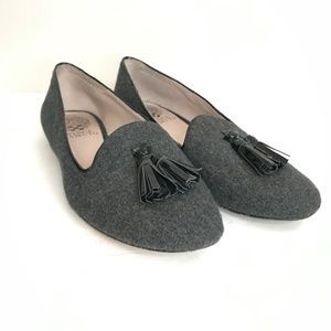 Vince Camuto Gray Ekora Loafers size 7